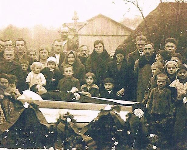 Mariska in Godynice, Polen, 1940