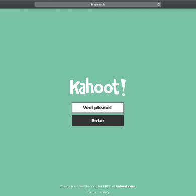 Kahoot!: de onverwachte rots in de branding