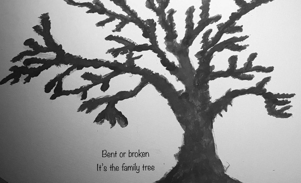 Tree with branches