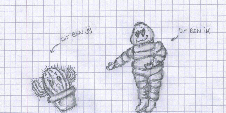 dit-ben-jij tekening