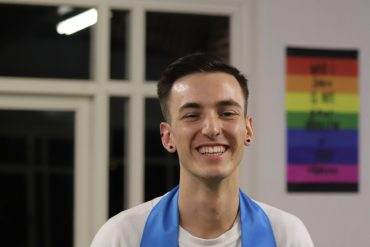 Joren Houtevels is de nieuwe Mister Gay Belgium 2020