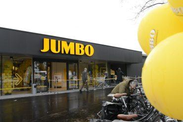 Nieuwe Jumbo supermarkt te Ranst
