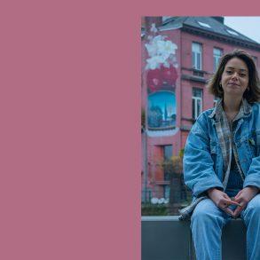 Portret van Lara