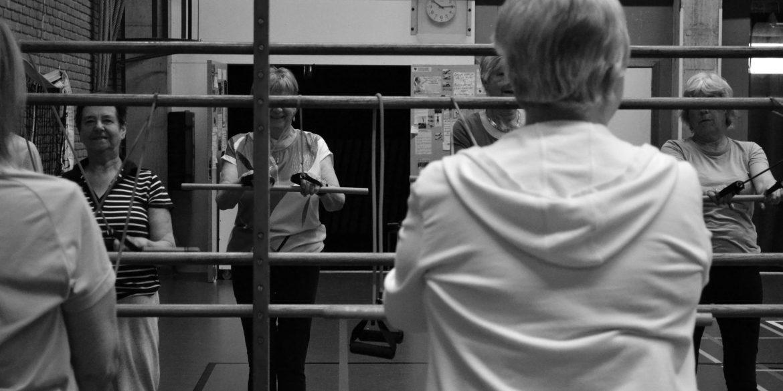 Ouderen fit