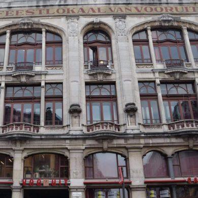 """gebouw kunstencentrum """"Vooruit"""" Gent"""