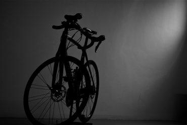 fiets_zwart_wit