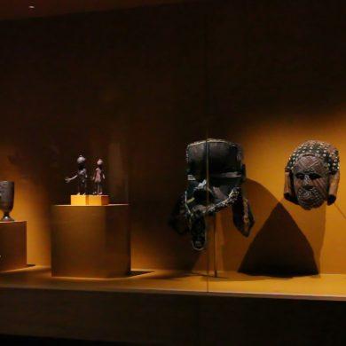 Congolese artefacten '100X Congo' MAS