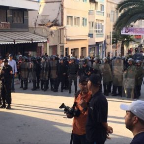 Protest Al Hoceima