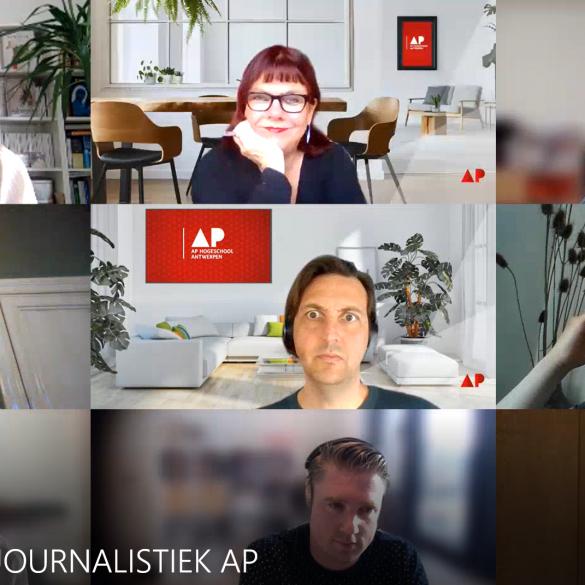Journalistiek AP Hogeschool Antwerpen
