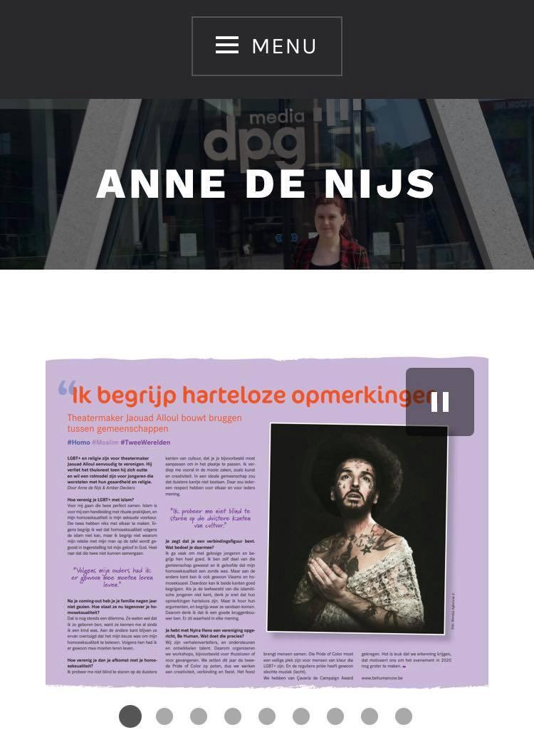 Portfolio Anne de Nijs